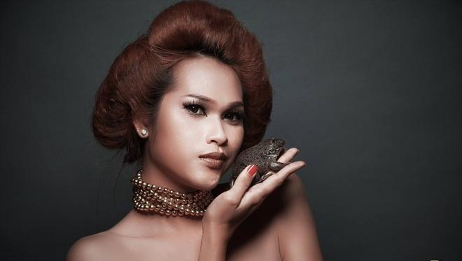 Dàn mỹ nhân chuyển giới từng tham gia phiên bản Next Top Model dành cho cộng đồng LGBT - ảnh 6