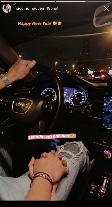 Ngọc Nữ tiết lộ mới mất đi tình yêu, có phải đã chia tay chàng trai lái xe Audi? - ảnh 1