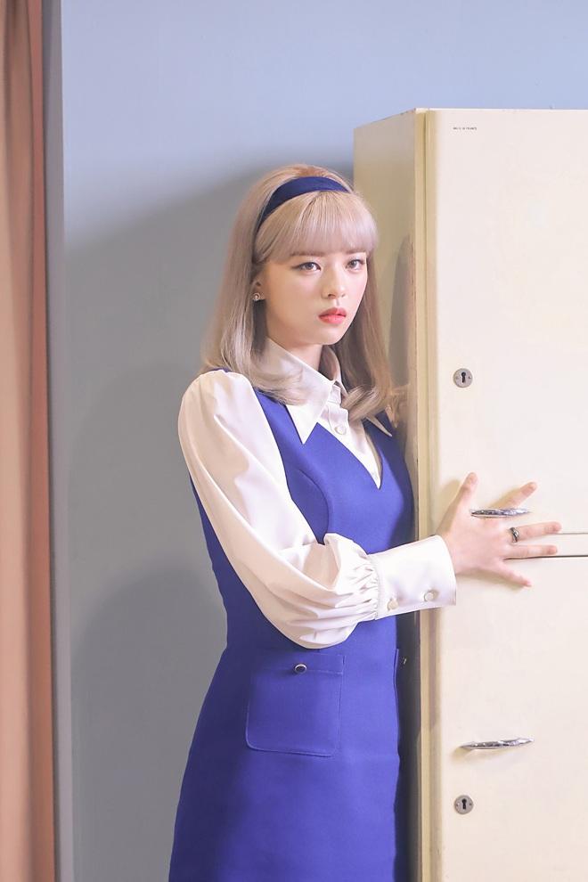 Jihyo là main vocal của TWICE mà lép vế trong bài chủ đề suốt 2 năm, fan tranh cãi producer thiên vị Nayeon, ngó lơ thành viên khác - ảnh 6