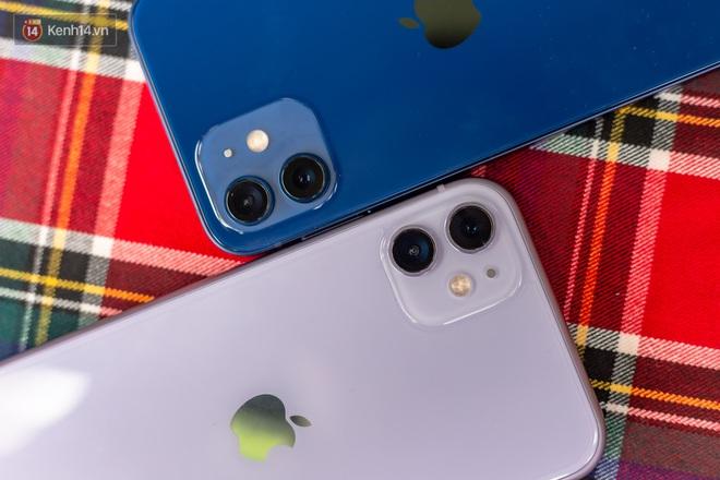 So sánh nhanh iPhone 11 với iPhone 12 - ảnh 2