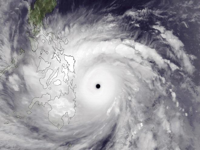 Bão số 9 vừa vào bờ, Biển Đông lại chuẩn bị đón bão lớn Goni - ảnh 1