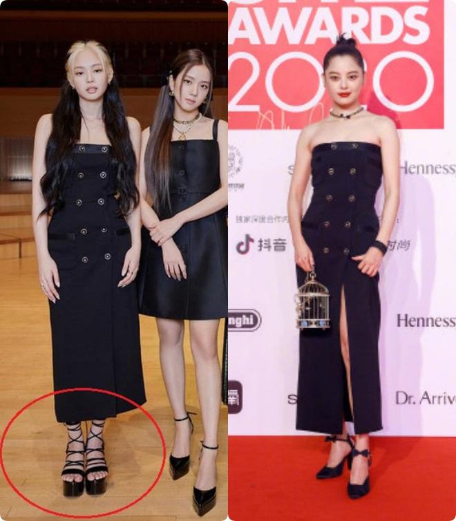 Cùng diện đầm Chanel: Gia Quý phi của Như Ý Truyện sang quá đỗi, Jennie bất ngờ lép vế chỉ vì đôi sandals tòe cả ngón chân - ảnh 10