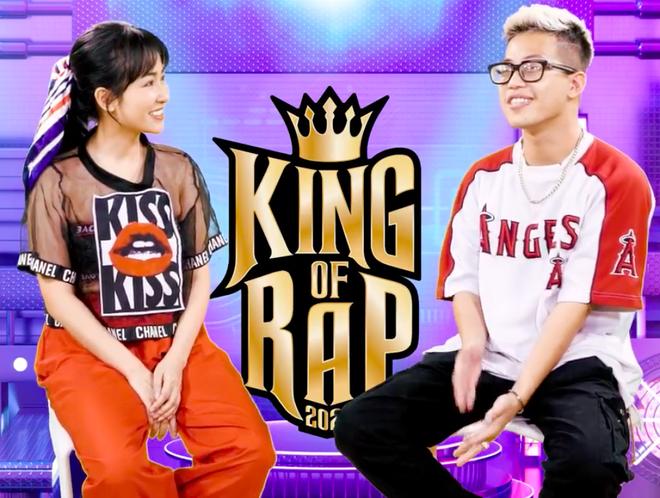 Nghi vấn RichChoi (King Of Rap) đang hẹn hò cùng DJ Trang Moon? - ảnh 3