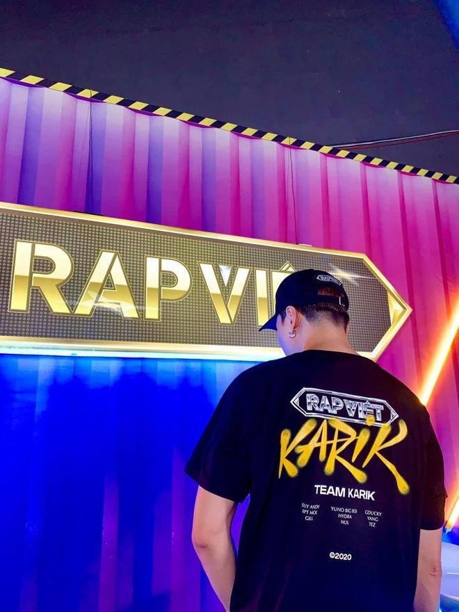 Trước thềm chung kết Rap Việt, HLV Karik trải lòng: Nếu như có bất kỳ sự không hài lòng nào, tôi là người đáng trách nhất - ảnh 2