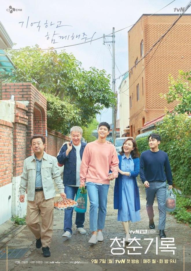 Theo vết xe đổ của Encounter, Record Of Youth tiếp tục là một cú ngã ngựa để đời của Park Bo Gum? - ảnh 3