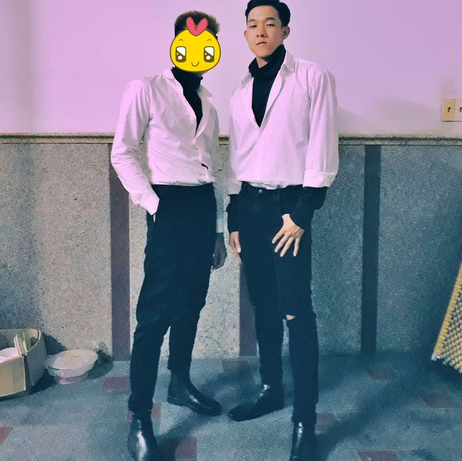 Từng tự ti vì bị chê mặt lệch, chàng trai 2k đập hết xây lại được khen điển trai như Nickhun (2PM) - ảnh 6
