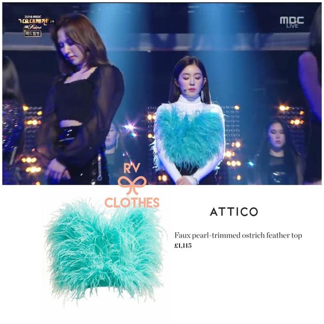 Cùng là 2 bông hoa tai tiếng của SM, nhưng sao style của Irene - Chanyeol lại trái ngược éo le cỡ này? - ảnh 6