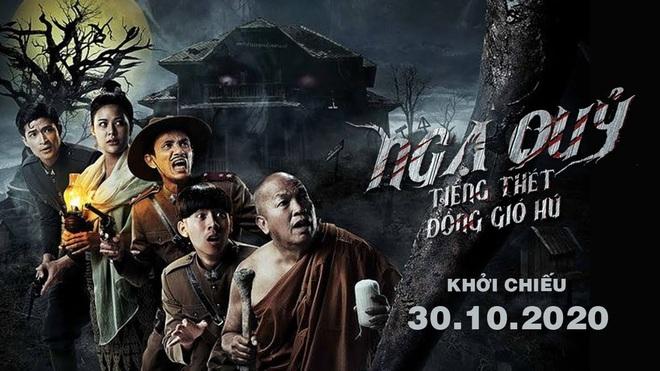 Hội phù thủy, zombie, ngạ quỷ đến trò chơi Thang Máy oanh tạc rạp Việt mùa Halloween, tha hồ quẹo lựa các cháu ơi! - ảnh 26