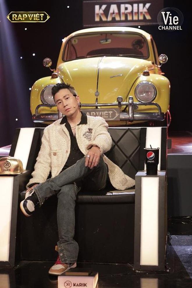 Trước thềm chung kết Rap Việt, HLV Karik trải lòng: Nếu như có bất kỳ sự không hài lòng nào, tôi là người đáng trách nhất - ảnh 3