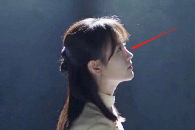 Mỹ nhân 4000 năm Cúc Tịnh Y lộ dấu hiệu thẩm mỹ trên TV: Sống mũi bỗng trong suốt, góc quay tố nhan sắc thật? - ảnh 4
