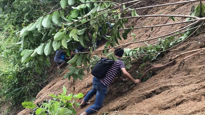 Không thể tìm kiếm những người mất tích tại Phước Sơn bằng thủ công - ảnh 5