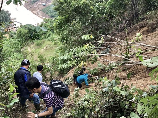 Không thể tìm kiếm những người mất tích tại Phước Sơn bằng thủ công - ảnh 6