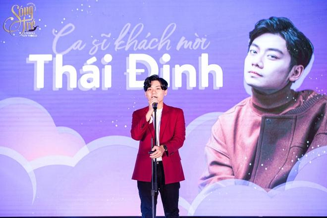 Trường Báo chào tân sinh viên: Nhạc kịch đỉnh cao, Noo Phước Thịnh hát live như nuốt đĩa 6 bài một lúc - ảnh 10