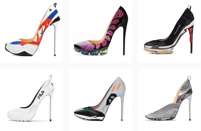 Nếu Nike là một thương hiệu thời trang cao cấp thì sẽ thế nào? - ảnh 2