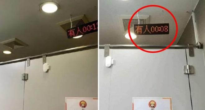 Công ty công nghệ bị chỉ trích vì lắp đồng hồ đếm giờ trong WC, sân si từng giây đi vệ sinh với nhân viên - ảnh 1
