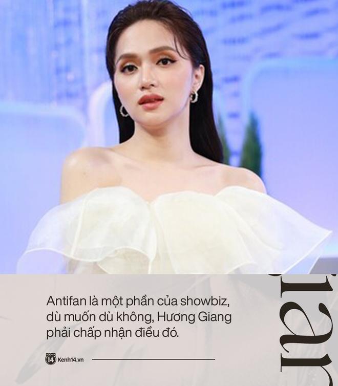 Chuyên gia nói về drama căng đét của Hương Giang với antifan: Bản lĩnh của Giang khi đối mặt với mọi thứ vẫn còn non nớt - ảnh 4