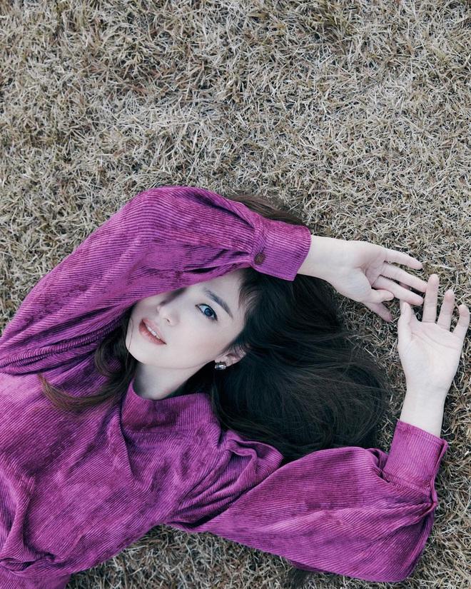 Chẳng cần phải gồng, Song Hye Kyo cứ diện tóc nâu môi nude sương sương là thành nữ hoàng nhan sắc - ảnh 4