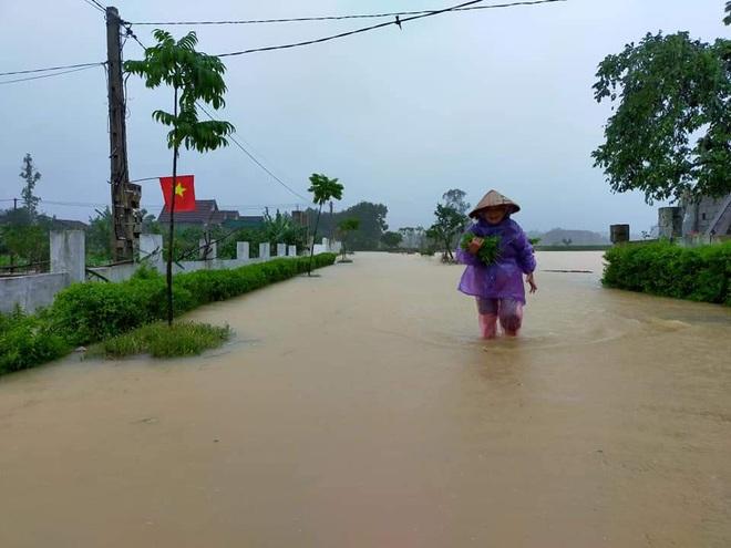 Dự báo thời tiết: Các tỉnh miền Trung có mưa to đến rất to, nguy cơ ngập lụt sâu diện rộng - ảnh 1