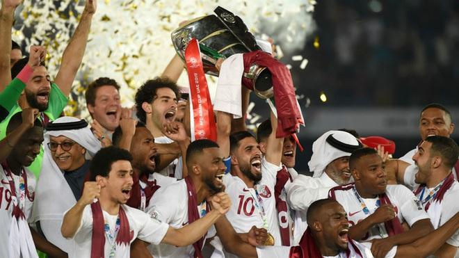 Đấu thầu đăng cai AFC Asian Cup 2027: LĐBĐ Qatar chính thức hoàn thiện bộ hồ sơ pháp lý cần thiết - ảnh 2