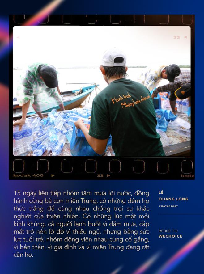 """Chuyện về nhiếp ảnh gia 9X cứu trợ bà con mùa lũ: """"Trong từng cơn tuyệt vọng, người miền Trung đều cố thoát ra để vươn tới những ngày mới tốt đẹp hơn"""" - ảnh 5"""
