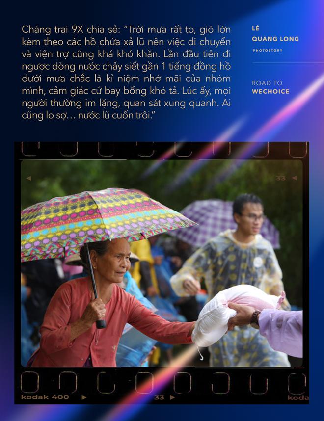 """Chuyện về nhiếp ảnh gia 9X cứu trợ bà con mùa lũ: """"Trong từng cơn tuyệt vọng, người miền Trung đều cố thoát ra để vươn tới những ngày mới tốt đẹp hơn"""" - ảnh 4"""