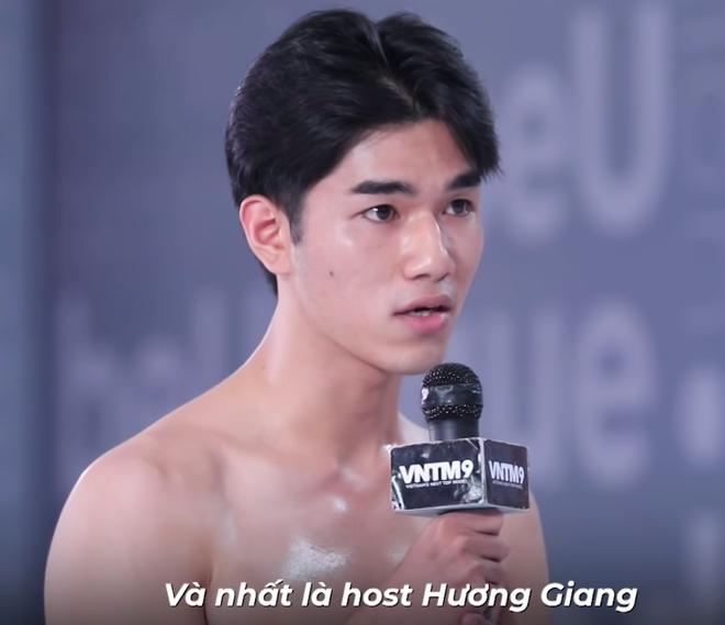 Vietnam's Next Top Model: Bị thí sinh gọi nhầm tên thành Hương Giang, phản ứng của Võ Hoàng Yến gây chú ý - ảnh 1