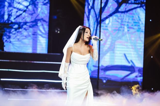 Ngô Kiến Huy mở tiệm giặt ủi trên sân khấu, Đức Phúc rực đỏ, K-ICM và APJ khẳng định giọng hát live sau loạt ồn ào - ảnh 4