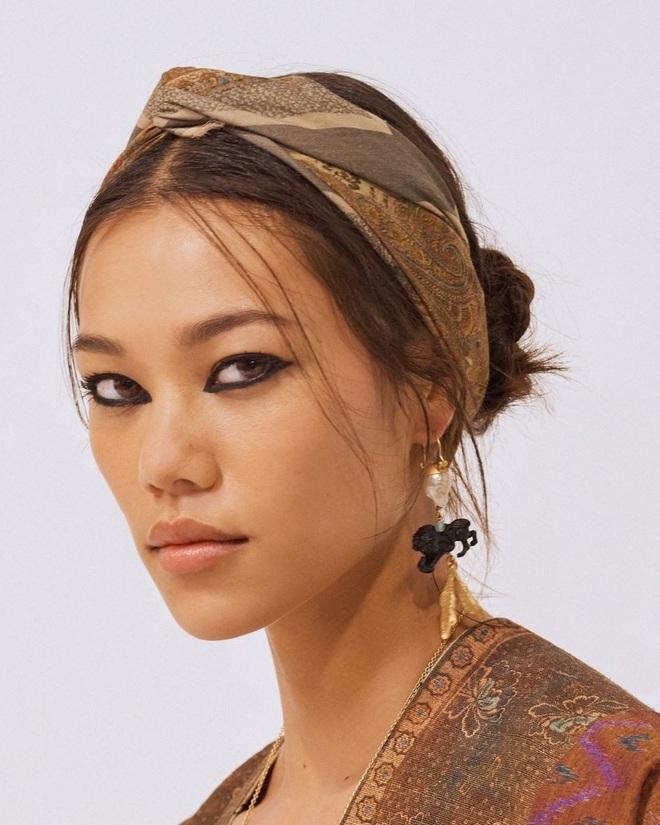 """Mẫu gốc Việt diễn cho Chanel: Nhan sắc được so sánh với Liu Wen, netizen Hàn cũng phải khen khí chất """"đỉnh"""" - Ảnh 3."""