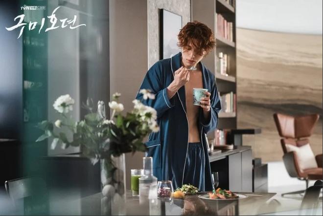 Bạn Trai Tôi Là Hồ Ly: Ra mà xem Lee Dong Wook đi diệt quái vừa cộc vừa cưng, phim Hàn đang sốt hẳn là đây! - Ảnh 6.