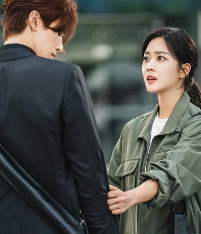 Bạn Trai Tôi Là Hồ Ly: Ra mà xem Lee Dong Wook đi diệt quái vừa cộc vừa cưng, phim Hàn đang sốt hẳn là đây! - Ảnh 4.