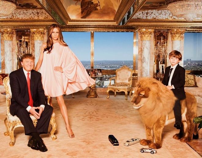 """Cả gia đình sắp phải rời Nhà Trắng, """"đệ nhất thiếu gia Mỹ"""" Barron Trump sẽ chuyển đến sống ở đâu và trải qua những thay đổi lớn thế nào? - Ảnh 5."""