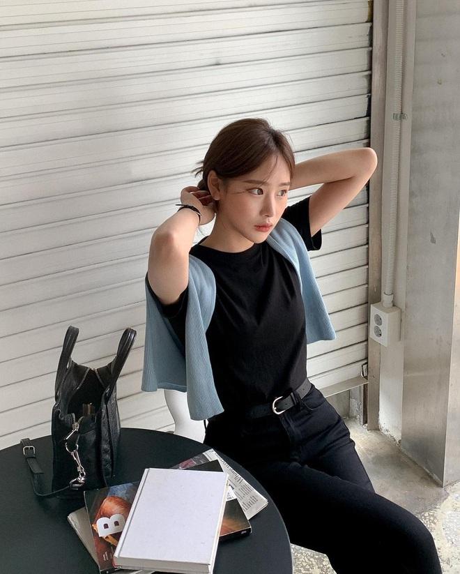 Mix & Phối - 5 công thức lên đồ mùa lạnh xinh ngất ngây mà hội gái Hàn đang thi nhau diện - chanvaydep.net 6