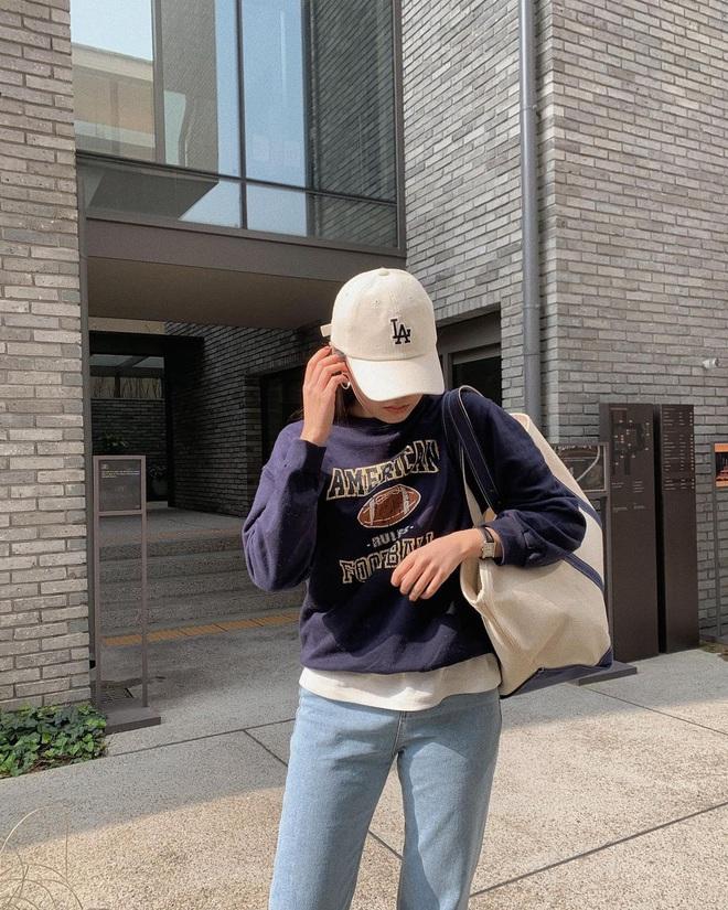 Mix & Phối - 5 công thức lên đồ mùa lạnh xinh ngất ngây mà hội gái Hàn đang thi nhau diện - chanvaydep.net 4