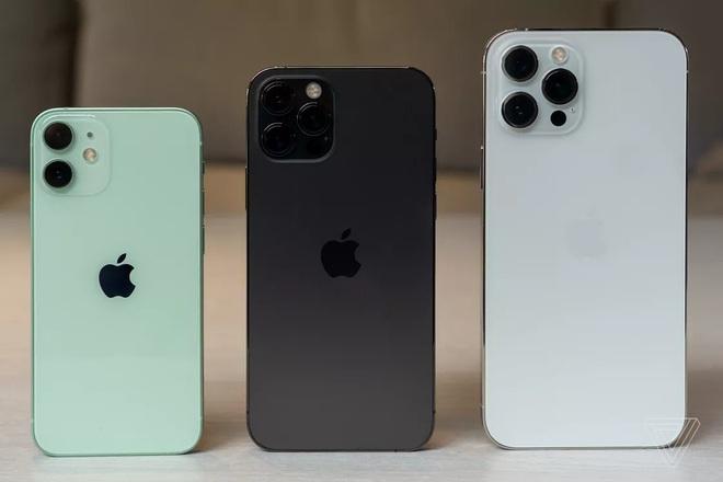 So sánh nhanh iPhone 12 Mini và 12 Pro Max - Ảnh 8.