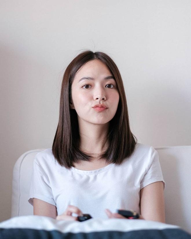 Học style tóc của gái Hàn chán chê rồi, bạn hãy thử tham khảo 4 kiểu tóc đẹp mê của gái Thái - Ảnh 2.