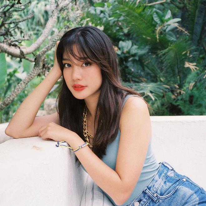 Học style tóc của gái Hàn chán chê rồi, bạn hãy thử tham khảo 4 kiểu tóc đẹp mê của gái Thái - Ảnh 3.