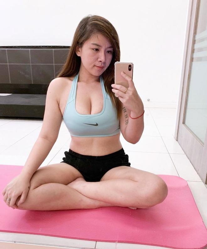 Từ 122kg xuống 68kg, cô gái người Malaysia chỉ cách giảm cân hiệu quả khiến ai nấy đều nể phục - Ảnh 8.