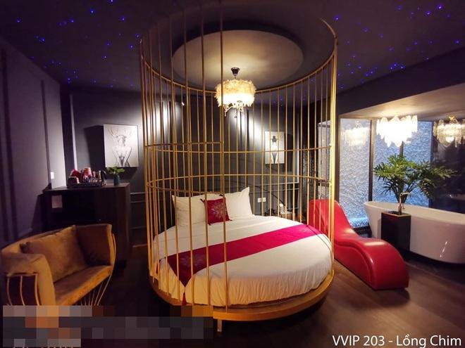 """Khách sạn tình yêu kiểu """"50 sắc thái """" gây xôn xao dịp Valentine, liên tục tung chiêu mời chào trên mạng xã hội - Ảnh 1."""