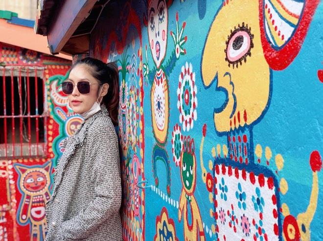 """Làng Cầu Vồng (Đài Loan): địa điểm du lịch cực """"đã mắt"""" với gam màu rực rỡ, chụp ảnh lên thì cứ gọi là ảo diệu - Ảnh 4."""