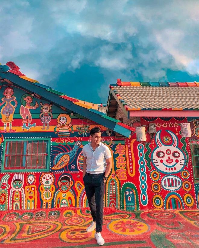 """Làng Cầu Vồng (Đài Loan): địa điểm du lịch cực """"đã mắt"""" với gam màu rực rỡ, chụp ảnh lên thì cứ gọi là ảo diệu - Ảnh 3."""
