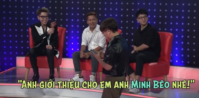 Fanpage Giọng ải giọng ai nhanh chóng tháo clip Trấn Thành mang chuyện Minh Béo lạm dụng trẻ em ra đùa giỡn - Ảnh 2.