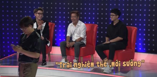Fanpage Giọng ải giọng ai nhanh chóng tháo clip Trấn Thành mang chuyện Minh Béo lạm dụng trẻ em ra đùa giỡn - Ảnh 3.