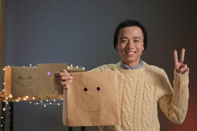 He always smile - Khôi Te 'comeback' sau 7 năm: Vẫn nụ cười ấy nhưng hình như anh lên cân kha khá thì phải!