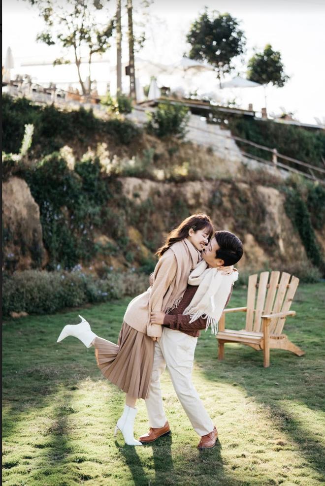 """Trường Giang - Nhã Phương tung bộ ảnh """"trốn con"""" mừng Valentine: Nhìn mà muốn cưới luôn và ngay! - Ảnh 6."""