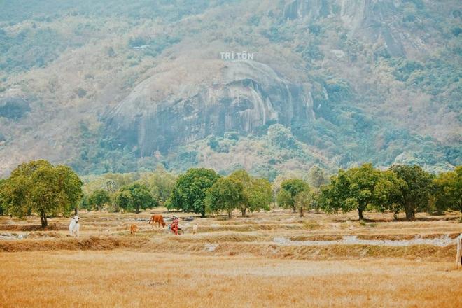Hành trình 3 ngày đi khắp An Giang của chàng trai 9x, xem xong ảnh chỉ muốn thốt lên: Vùng đất đẹp nhất miền Tây là đây! - Ảnh 2.