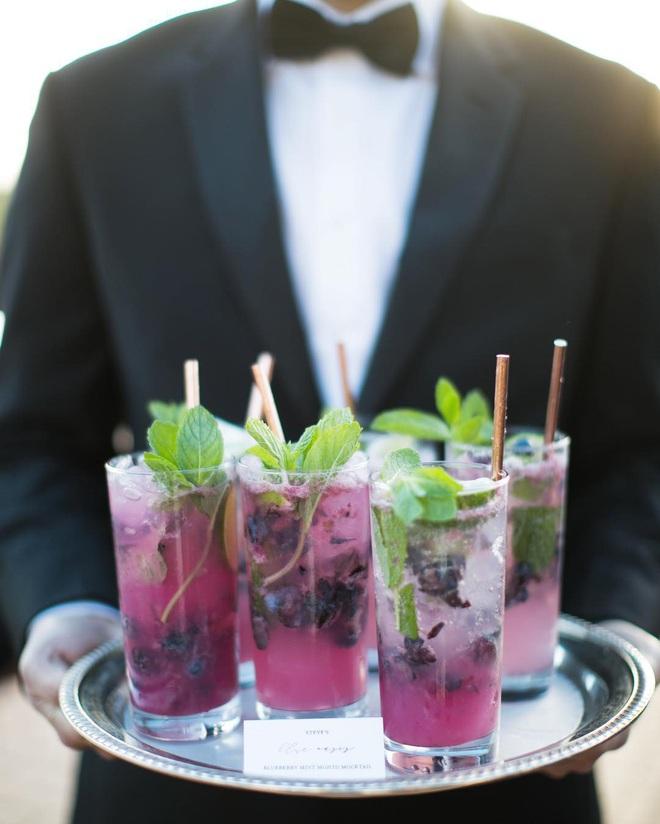 """Đám cưới đãi bia rượu là xưa rồi, giờ phải hâm nóng tình yêu bằng… trà sữa trân châu trong ngày lễ trọng đại mới """"đúng gu""""! - Ảnh 2."""