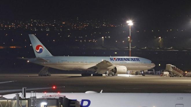 Nóng: Tiếp viên đường bay quốc tế hãng hàng không Korean Air nhiễm virus corona - Ảnh 1.