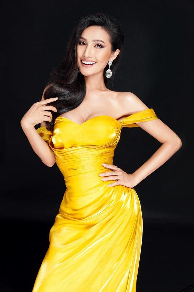 """Hoài Sa hé lộ """"sương sương"""" Quốc phục tại Miss International Queen 2020: Áo dài đỏ rực, quyền lực như nữ chiến binh - Ảnh 9."""