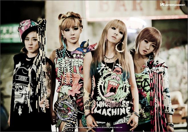 """Dara gây shock với phát ngôn: """"Ngày xưa tiền quần áo của 2NE1 nhiều gấp 3 lần Big Bang, chúng em bị kế toán mắng suốt cũng vì thế""""! - Ảnh 2."""