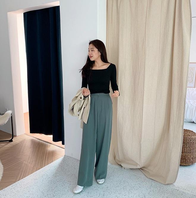 Phát chán khi diện mãi quần jeans, đây là 4 mẫu quần vừa thoải mái vừa hack dáng các nàng nên tích cực mặc - ảnh 3